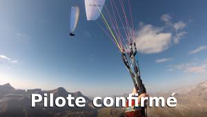 stage parapente pilote confirmé